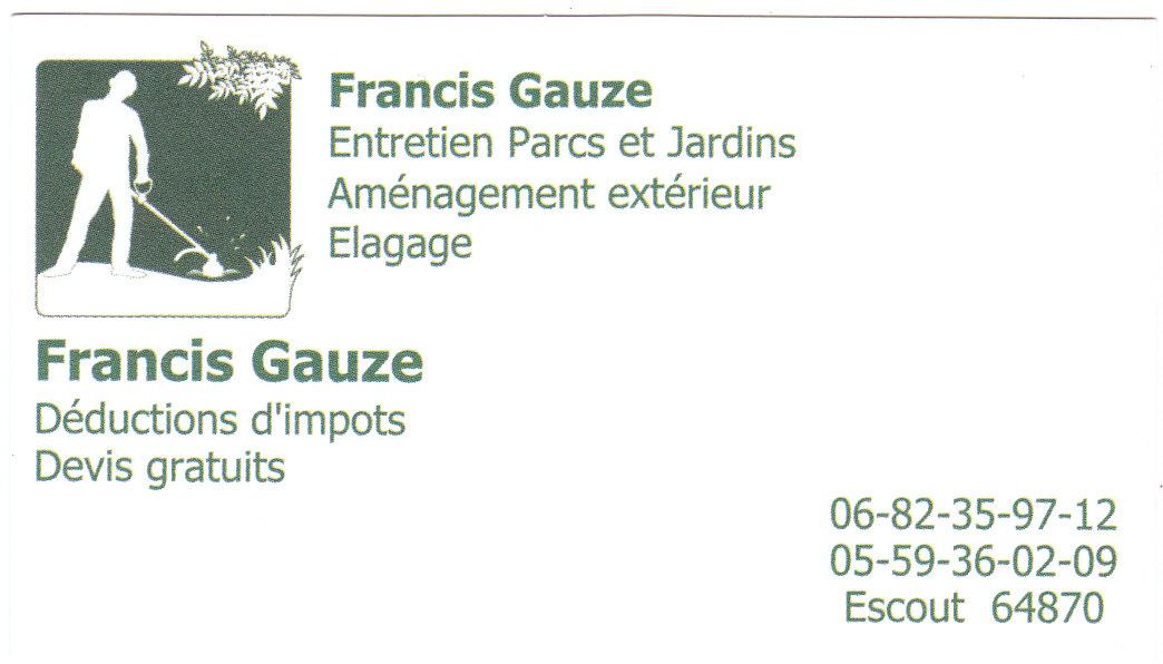 Jardinier Pau