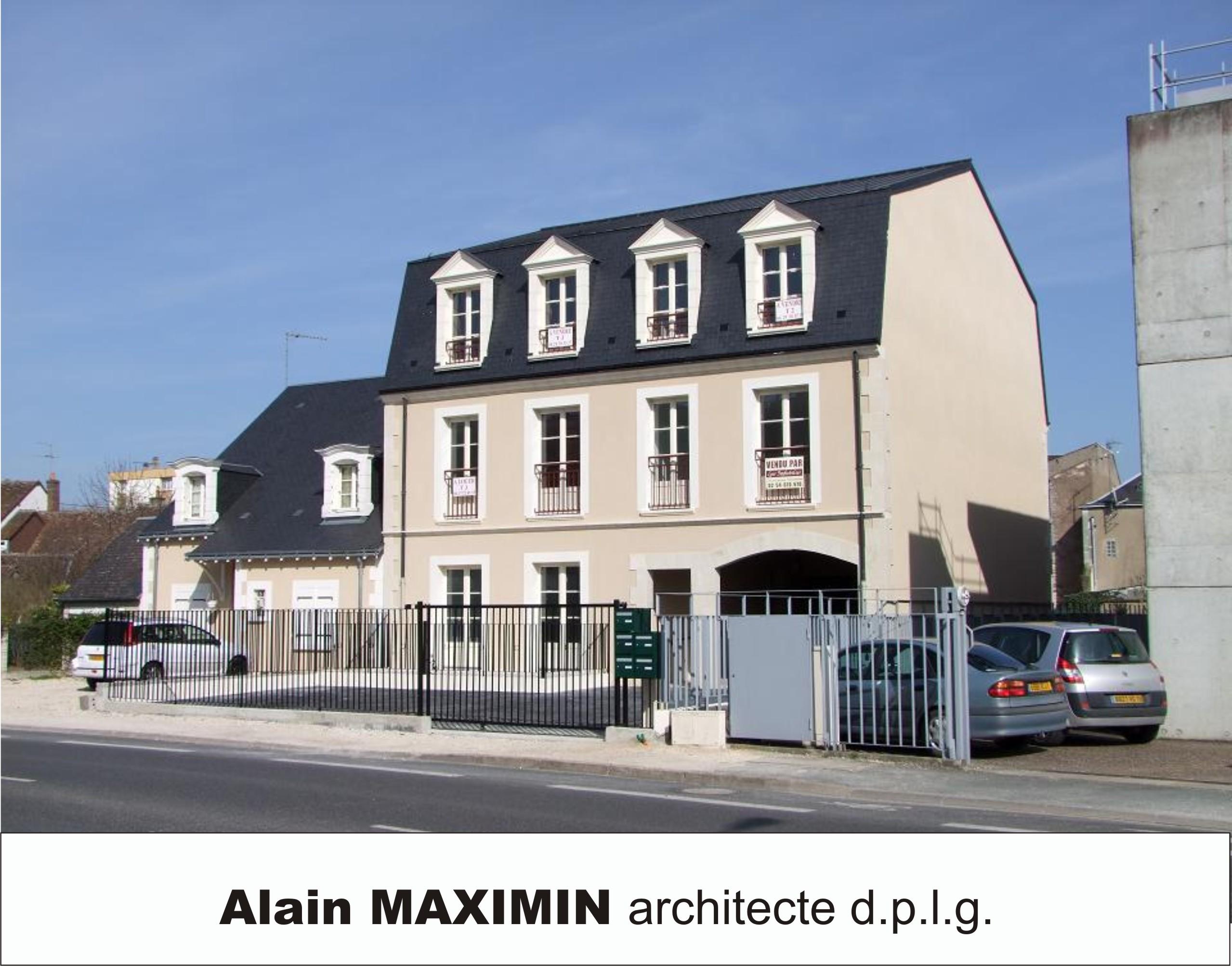 Architecte en région centre (Vendôme-Loir et Cher)
