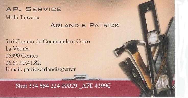 AP Services Multi-travaux Contes