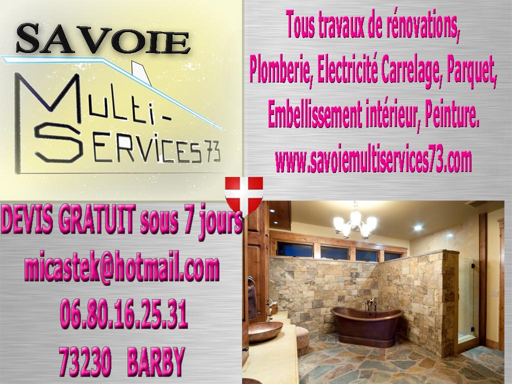 Savoie Multiservices 73 Barby
