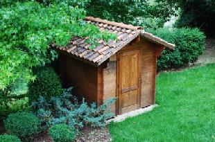 Abri de jardin - Declaration de travaux abris de jardin ...