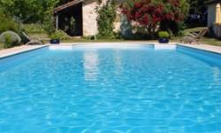 Changement liner de piscine