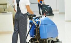 Travaux de nettoyage