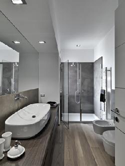 Les salles de bains - Couleur pour la salle de bain ...