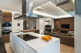 La ventilation de cuisine for Ventilation cuisine gaz